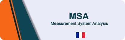 Analyse du système de mesures