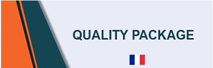 Pack Qualité - Ensemble d'Outils